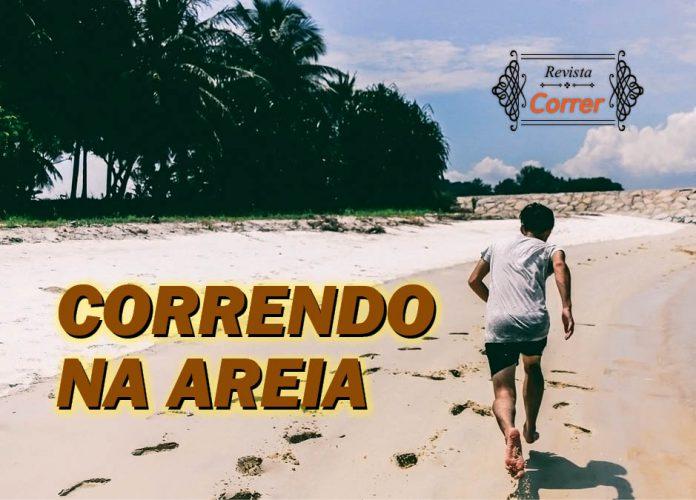 Correr na Areia da Praia - revista Corrida
