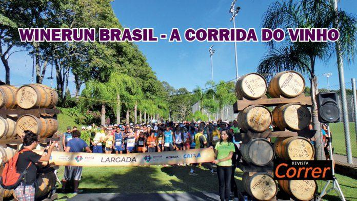 WineRun Corrida - Revista Correr