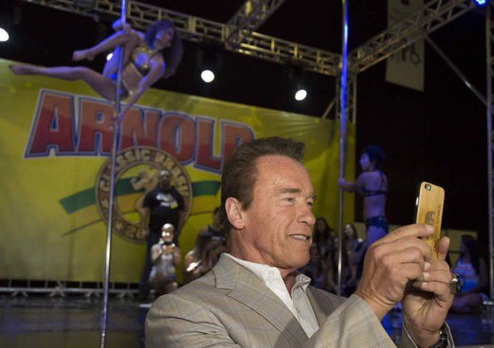 Arnold Classic Brasil 2016 Schwarzenegger