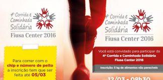 Corrida Fiusa Center - Revista Correr