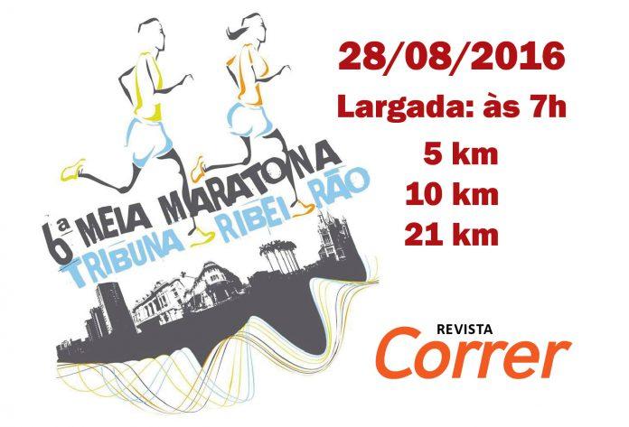 Meia Maratona Tribuna Ribeirao - Revista Correr