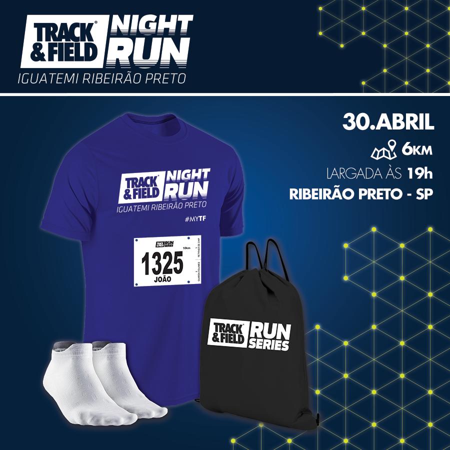 Corrida Track Field - Iguatemi Ribeirao - Revista Correr