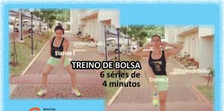Treino de Bolsa - Revista Correr