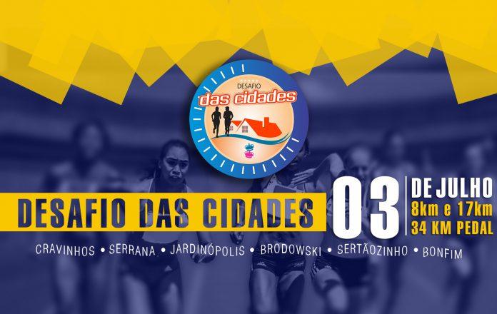 Corrida Desafio das Cidades - Revista Correr