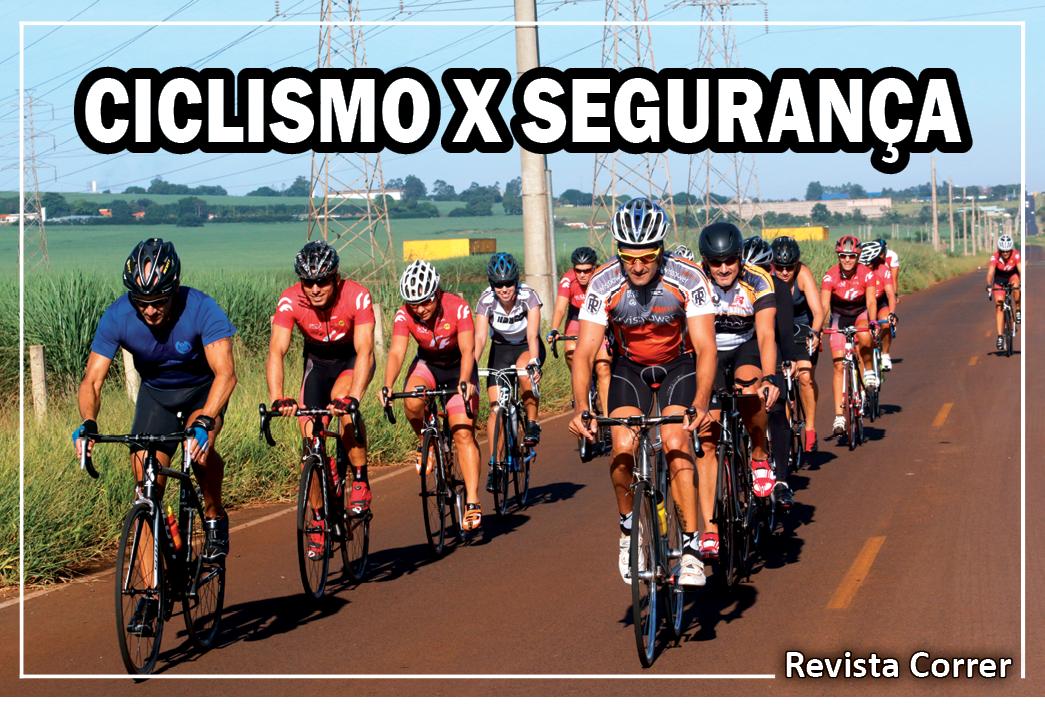 Revista Correr - Ciclismo Seguranca - Falsarella facebook