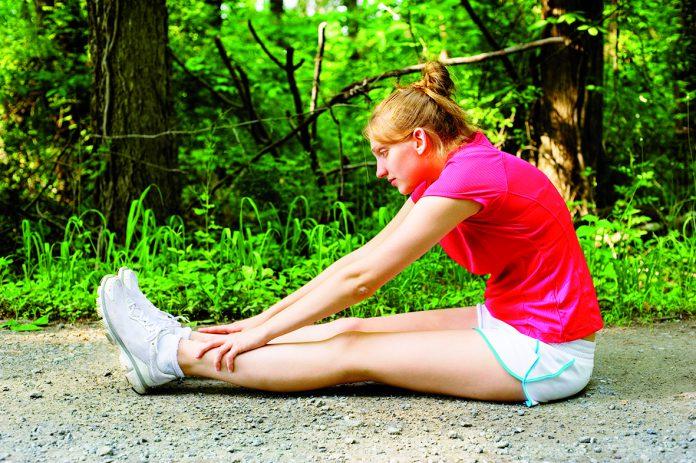 Revista Correr - Alongamento Corrida 2