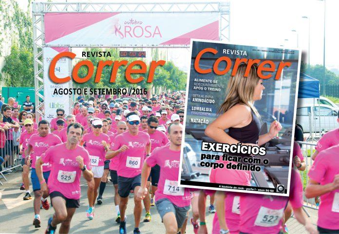 Revista Correr 5 - Corrida de Rua