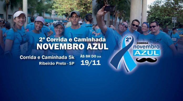 Corrida Novembro Azul - Revista Correr