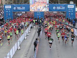 Corrida Maratona de Santiago 2018 (Chile) Revista Correr