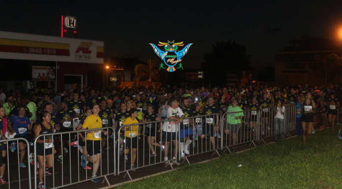 Corrida Sermed Night Runners 2018 - Revista Correr