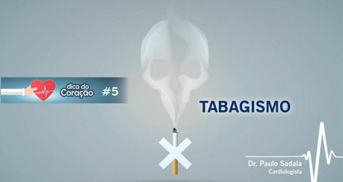 Dr Paulo Sadala - Cardiologista - tabagismo | Revista Correr