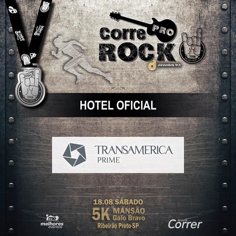 Hotel Transamerica Ribeirão Preto - Corre pro Rock
