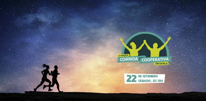Corrida Cooperativa em Dupla Sicoob Cocred 2018 | Revista Correr
