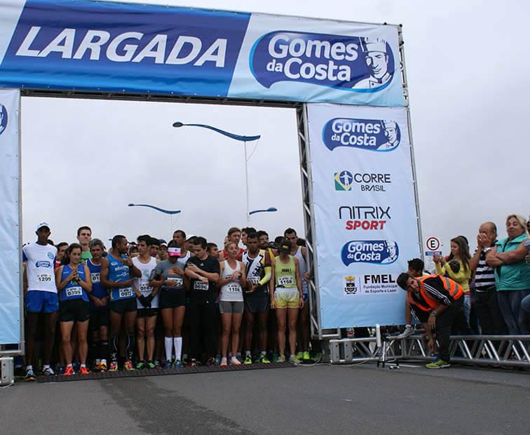 Corrida Gomes da Costa 2018   Revista Correr