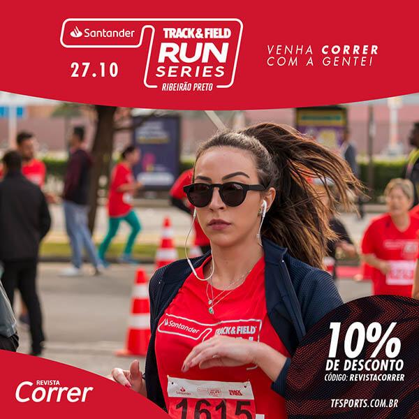 Corrida Track & Field 2019 Ribeirão Preto