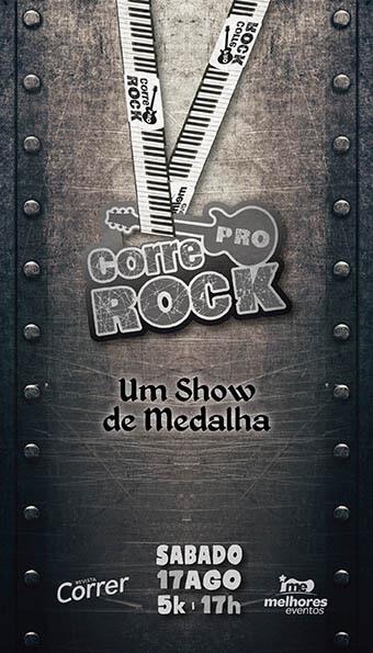 Corre pro Rock 2019 | Revista Correr