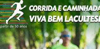 Corrida e Caminhada Viva Bem Lacultesp 2019 - Revista Correr