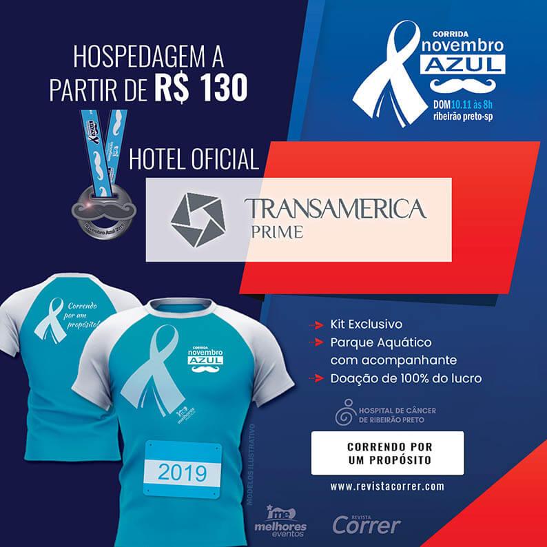Corrida Novembro Azul 2019   Camisetas   Revista Correr