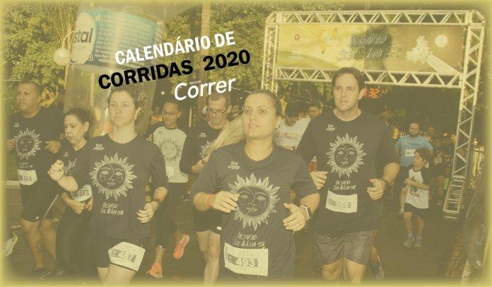 Calendário de Corridas 2020 | Ribeirão Preto | Revista Correr